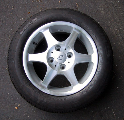 Picture of wheel.
